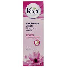 Buy Veet Hair Removal Cream Normal Skin 100 Gm Online in UAE, Dubai, Qatar for Best Price Shop on #Luluwebstore.com