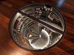 Passive basement for wine – Maxi Ronde series – Wine World Home Room Design, Dream Home Design, Home Interior Design, House Design, Caves, Spiral Wine Cellar, Home Wine Cellars, Wine Stand, Barolo Wine