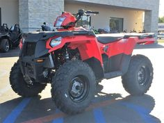 "New 2017 Polaris Sportsman 570 Indy Red ATVs For Sale in Texas. 2017 Polaris Sportsman 570 Indy Red, 2017 Polaris® Sportsman® 570 Indy Red <ul><li>Powerful 44 HP ProStar® Engine</li></ul><ul><li>Legendary Independent Rear Suspension with 9.5"" of Travel</li></ul><ul><li>True On-Demand All-Wheel Drive</li></ul><p> Features may include: </p> HARDEST WORKING FEATURES <ul><li>SPORTSMAN® 570 VS. CAN-AM® OUTLANDER® 570</li></ul><p>Sportsman® 570 is the best value, best selling automatic ATV…"