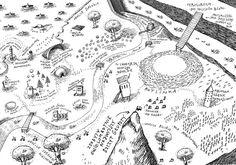Nika Jaworowska - The map