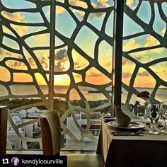 A picture perfect #Sunset at #SecretsTheVine shared by recent guest @kendylcourville  #UnlimitedVacationClub #travel #traveling #TagsForLikes #TFLers #vacation #visiting #instatravel #instago #instagood #trip #holiday #photooftheday #fun #travelling #tourism #tourist #instapassport #instatraveling #mytravelgram #travelgram #travelingram #igtravel #UVC #Cancun #Mexico #TravelTuesday