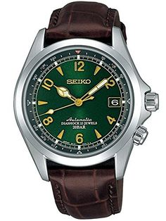 Seiko Mechaical Alpinist Automatic Men's Watch Sarb017 (Import From Japan) - Watch Direct