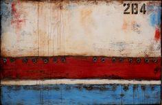Painting Original Textured Art