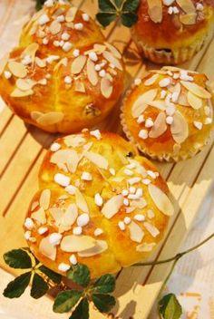 かぼちゃレーズンパン [Pumpkin Raisin Bread]