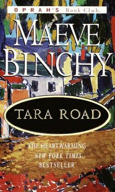 """Binchy's graceful storytelling and wise compassion have earned her the devotion of fans worldwide--and made her one of the most beloved authors of our time. Now she dazzles us once again with a new novel filled with her signature warmth, humor, and tender insight. A provocative tale of family heartbreak, friendship, and revelation,Tara Road explores every woman's fantasy: escape, into another place, another life. """"What if..."""" Binchy asks, and answers in her most astonishing novel to date."""