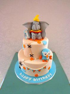 Dumbo and Hoot