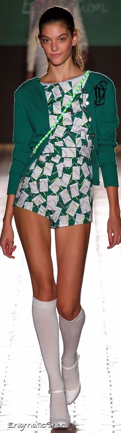 Olympia Le-Tan Spring Summer 2015 Ready-To-Wear