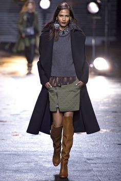 3.1 Phillip Lim Fall/Winter 2013 #philliplim #fall #catwalk #model #2013 #runway #fashionweek