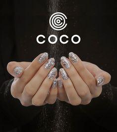 Portfolio project: Coco primary logo | Beehive Green Design Studio