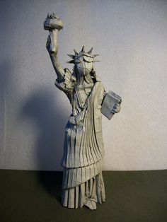 Statue de la Liberté by Sunburst2001, via Flickr