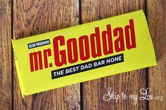 mr gooddad candy bar cover