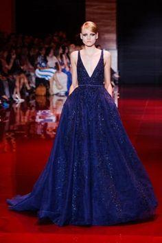 la robe elie saab haute couture automne-hiver 2013-2014