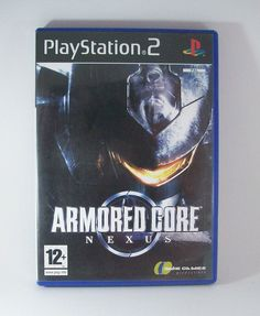 #Armored #Core #Nexus #Sony #Playstation 2 ( #PS2 ) #Spiel #ArmoredCore #eBay