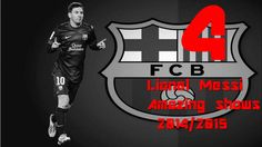 Lionel Messi Salary●He deserves?►Amazing shows 2014/2015