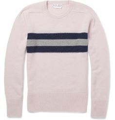 Michael Bastian Cashmere Crew Neck Sweater