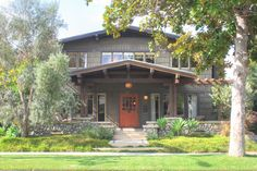 I will live in a Craftsman style house, I will live in a Craftsman style house....
