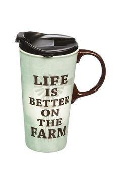 14.99$  Watch now - http://vivtm.justgood.pw/vig/item.php?t=n3lo7jz1413 - Farmers Travel Mug