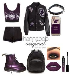 """""""hannabob original #2"""" by fashionsev ❤ liked on Polyvore featuring WearAll, rag & bone, Opening Ceremony, Dr. Martens, WithChic, Casetify, Lime Crime and NYX"""