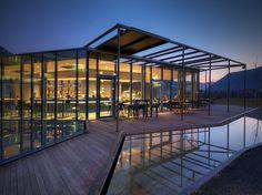 Bistrot Salewa. Località: Bolzano; architetti: Park associati