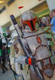 Star Wars Celebration 2015: Mandalorian | by westcowing10