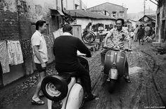 Chinese residents of Tangra, Calcutta 1978