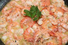 shrimps-in-zitronen-knoblauchbutter | family-cookies.de