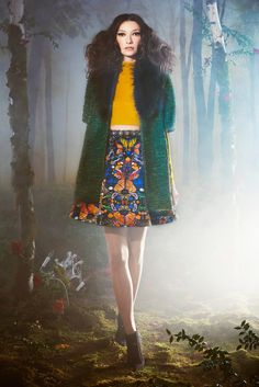 Alice + Olivia | Fall 2014 Ready-to-Wear Collection | Style.com