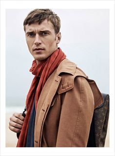 Clement Chabernaud for GQ Style Turkey by Umit Savaci