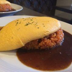 Restaurant TSUMURA レストランツムラ  西片 (東京都文京区西片1-2-7)  オムライス