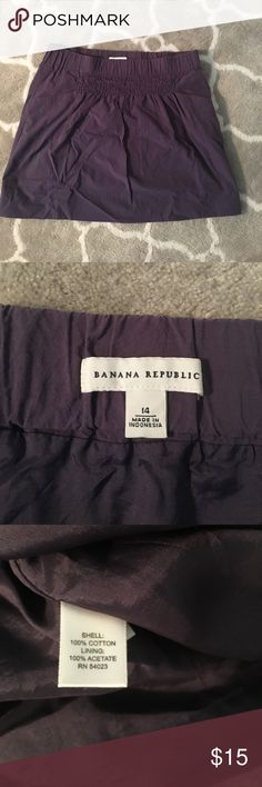 Banana Republic skirt, lined with pockets Banana Republic skirt, lined with pockets Banana Republic Skirts