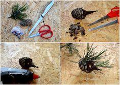 My Home Style: 10 tipů na podzimní tvoření pro nejmenší Bobby Pins, Hair Accessories, Hairpin, Hair Accessory, Hair Pins