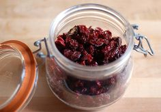 How to Dry Cherries in the Oven