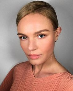 "Patrick Ta on Instagram: ""Beyond Excited To Be Working With @katebosworth Tonight In NYC! Hair By @harryjoshhair Makeup By @patrickta Blush By @armani Lipstick By @urbandecaycosmetics"""