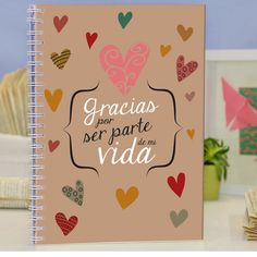 Diy Birthday, Birthday Gifts, Romantic Gifts, Book Art, Thats Not My, Notebook, Pastel, Creative, Cards