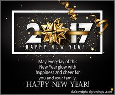 Send these New Year messages to your family and friends to wish them a great year ahead.