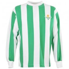 891fcf50c73 Real Betis 1960s Retro Football Shirt
