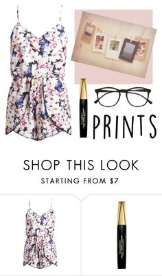 """""""Charlie"""" by pineapple-jorjor ❤ liked on Polyvore featuring Lipsy, L'Oréal Paris and Illesteva"""