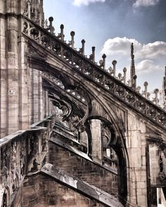F&O Fabforgottennobility Bella, Gothic, Louvre, Building, Travel, Italia, Goth, Viajes, Buildings