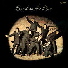 Paul McCartney & Wings* – Band On The Run
