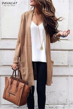 Street Chic Long Cardigan Source by oliviagracewisk Related Posts:Summer Outfit Ideas with a Long Striped Cardigan…Summer casual outfit idea with long striped…Street fashion street style autumn-winter Bella! A Lesson in Street Chic Straight From…Lulus Street Chic, Street Mall, Street Wear, Paris Street, Cute Fall Outfits, Casual Outfits, Office Outfits, Summer Outfits, Autumn Outfits