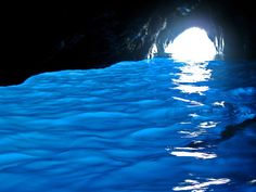 Blue Grotto - Capri