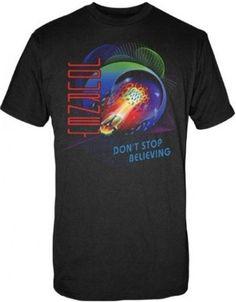 Journey Escape Lines Mens T-Shirt