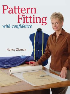ISSUU - Pattern fitting with confidence Nancy Zieman by Elena Petrova