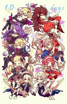 Fe:Fates - Hoshido and Nohr The best of both worlds