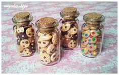 little bottles with cookies by Miyaka89.deviantart.com on @deviantART