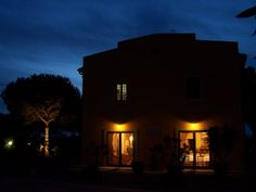 Our Restaurant / Enoteca in the night :) http://www.enotecagraziani.com