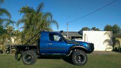 Landcruiser Ute, Landcruiser 80 Series, Land Cruiser Fj80, Toyota Land Cruiser, Toyota Hilux, Sick, Monster Trucks, Vehicles, Offroad