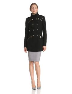 Vince Camuto Women's Military Double Breasted Wool Coat, Black, Medium Vince Camuto,http://www.amazon.com/dp/B00D778DJI/ref=cm_sw_r_pi_dp_V1nusb0RKE5SYQH0