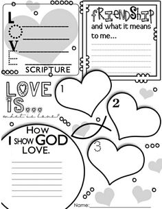 Matt 2237 Love the Lord your God with all your heart Printable
