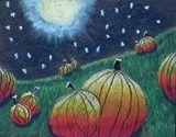 Artsonia Art Exhibit :: Magical Midnight Pumpkins - Grade 4
